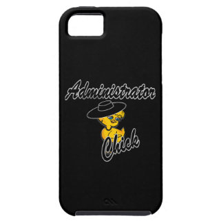 Administrator Chick #4 iPhone SE/5/5s Case