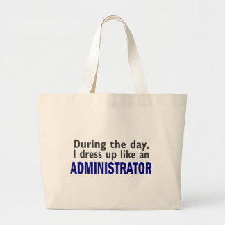 ADMINISTRATOR During The Day Tote Bag