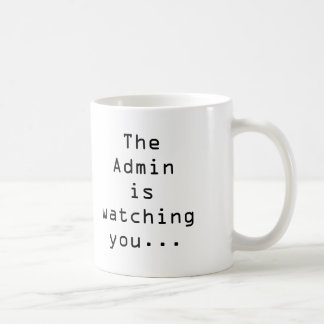 Admins & Office Overlords Mug