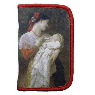 Admiración maternal de Guillermo Adolfo Bouguereau Planificadores