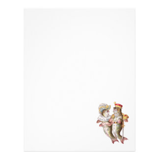 Admiral and Mrs Catfish Letterhead