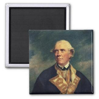 Admiral Barrington  1779 Magnet