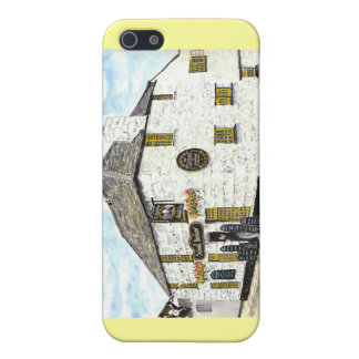 'Admiral Benbow' iPhone Case Cases For iPhone 5