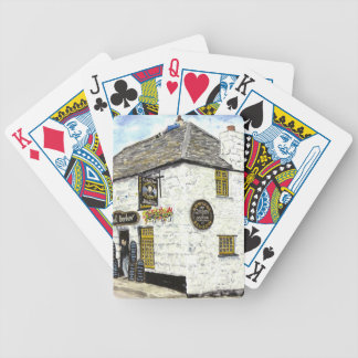 'Admiral Benbow' Playing Cards