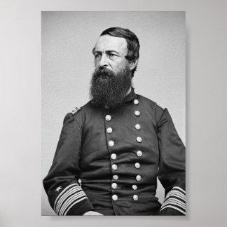 Admiral David Dixon Porter - Civil War Poster