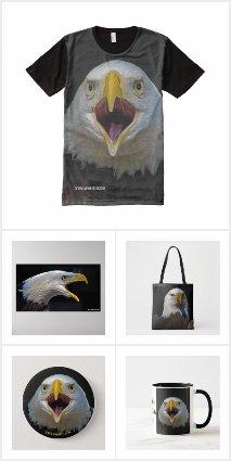 Admiral Elk's Bald Eagle