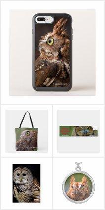 Admiral Elk's Owls