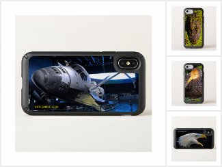 Admiral Elk's Phone Cases