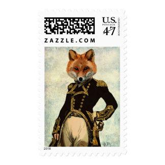 Admiral Fox Full 2 Postage