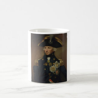 Admiral Horatio Nelson Coffee Mug