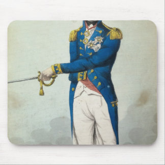 Admiral Horatio Nelson Mouse Pad