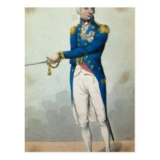 Admiral Horatio Nelson Postcard