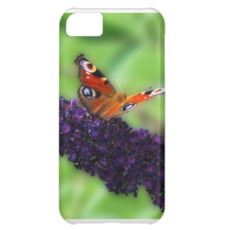 Admiral in the Butterfly Bush Cover For iPhone 5C