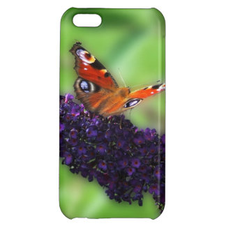 Admiral in the Butterfly Bush iPhone 5C Covers