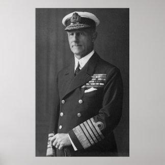 Admiral Jellicoe Poster