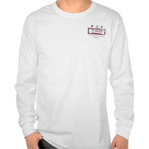 Admiral Joni Nehemiah T-shirts
