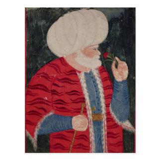 Admiral Khair-ed-din  1540 Postcard