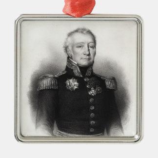 Admiral Linois Metal Ornament