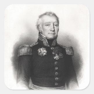 Admiral Linois Square Sticker