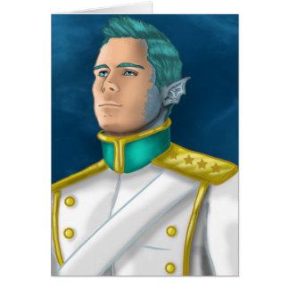 Admiral Nautilus Greeting Card