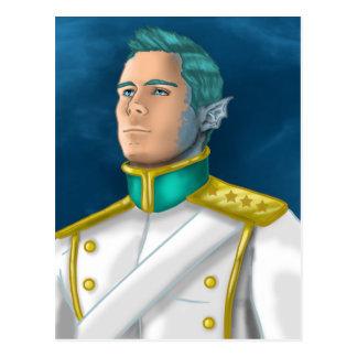 Admiral Nautilus Postcard
