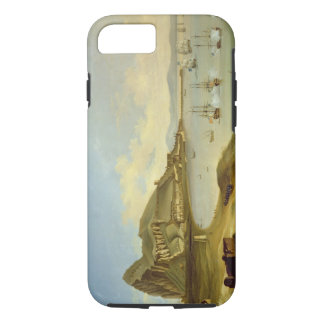 Admiral of the Blue Squadron Arriving at Gibraltar iPhone 8/7 Case