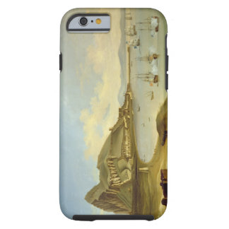 Admiral of the Blue Squadron Arriving at Gibraltar Tough iPhone 6 Case