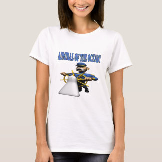 Admiral Of The Ocean T-Shirt