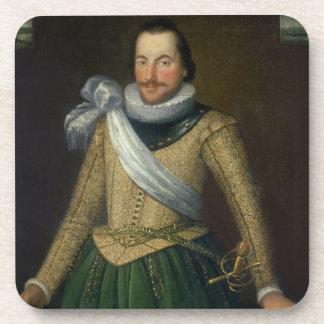 Admiral Sir Thomas Button (d.1694) Coaster