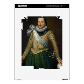 Admiral Sir Thomas Button (d.1694) Decal For iPad 3
