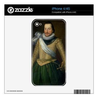 Admiral Sir Thomas Button (d.1694) iPhone 4S Skin