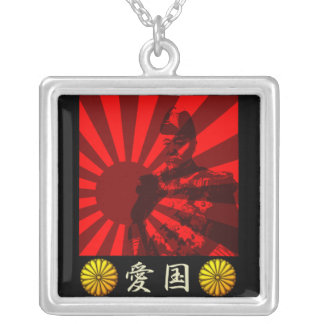 Admiral Togo 2 Personalized Necklace