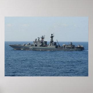 Admiral Vinogradov (DDG 572) Poster