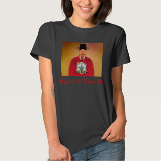 Admiral Yi Soon – shin Accomplishments T-Shirt