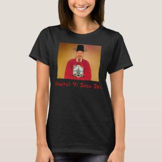 Admiral Yi Soon – shin Accomplishments T-Shirt
