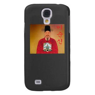 Admiral Yi Soon shin Hangul Galaxy S4 Case