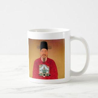 Admiral Yi Soon shin Quote Mug