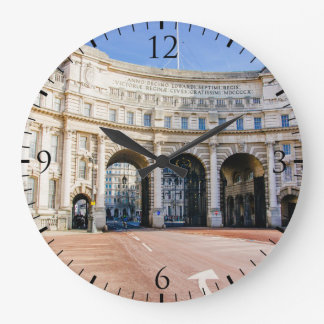 Admirality Arch, The Mall, London United Kingdom Large Clock