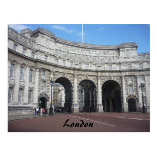 admiralty arch postcard