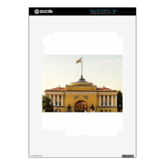 Admiralty Building iPad 2 Decal