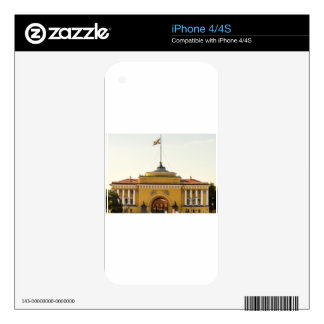 Admiralty Building iPhone 4S Decal