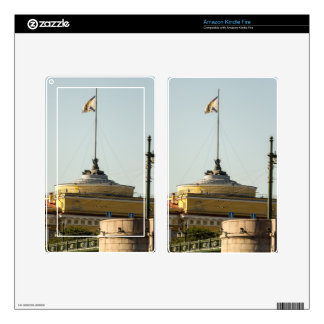 Admiralty Building Kindle Fire Skins