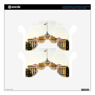 Admiralty Building PS3 Controller Decals