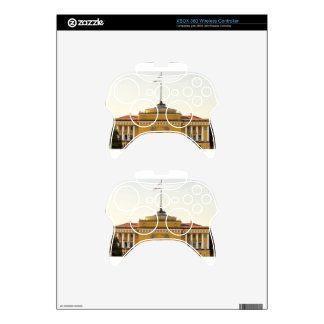 Admiralty Building Xbox 360 Controller Skins