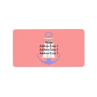 Admiralty Hamburg, Georgia Custom Address Labels