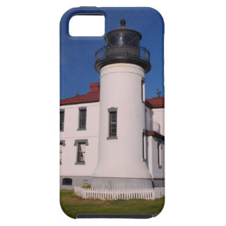 Admiralty Head Lighthouse Washington State iPhone SE/5/5s Case