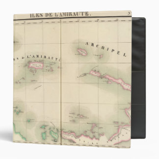Admiralty Islands Oceania no 24 Binder