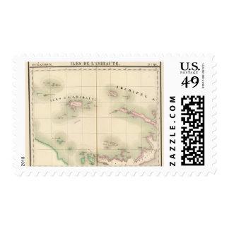 Admiralty Islands Oceania no 24 Postage