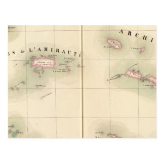 Admiralty Islands Oceania no 24 Postcard