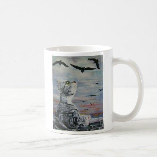 admiration classic white coffee mug